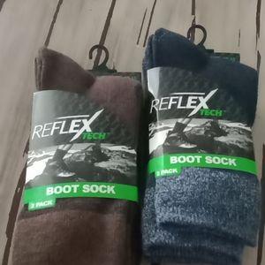 Reflex tech socks
